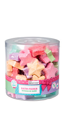 STAR SHAPE BATH FIZZER
